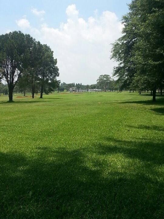 Huddle Park Golf course.