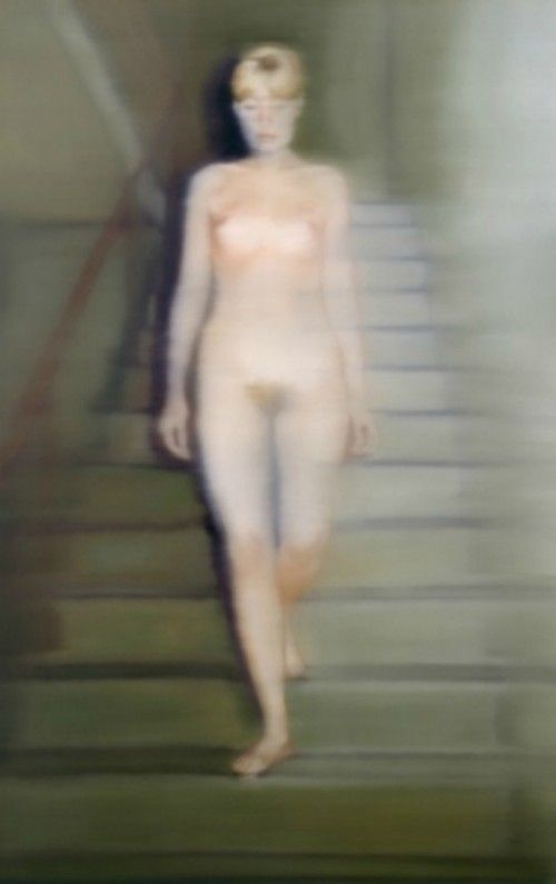 Nu descendant l'escalier - Gerhard Richter