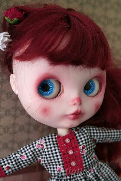 Custom doll by Ab.dolls