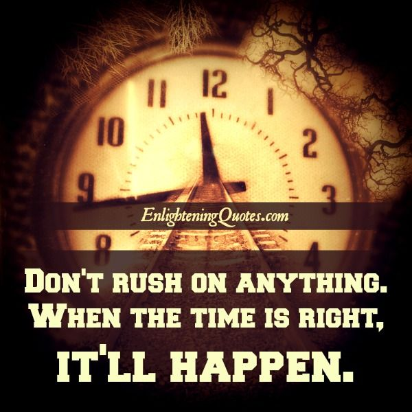 When #God determines the #time is right for something to happen, then he will get you to where you are supposed to be. In his time, not ours. We are all in a rush to get to where we are going, lets just stop and #relax and give it him to handle. ~ #BridgetMathes