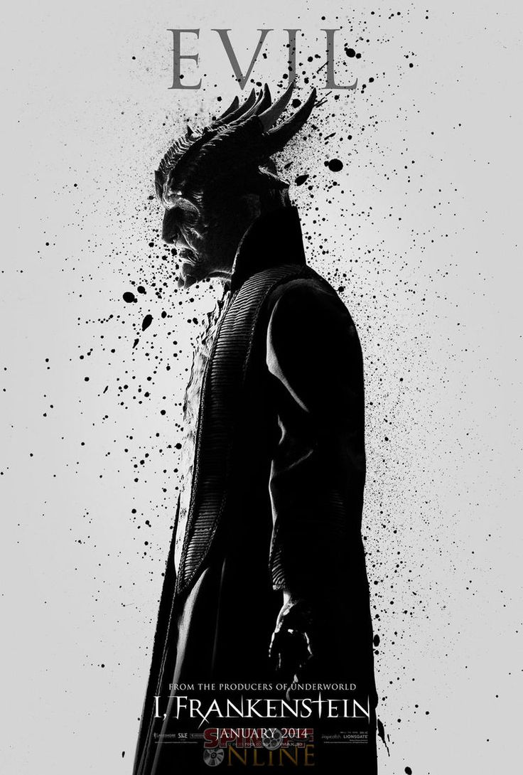 I, FRANKENSTEIN - 3 Comic-Con Posters — GeekTyrant
