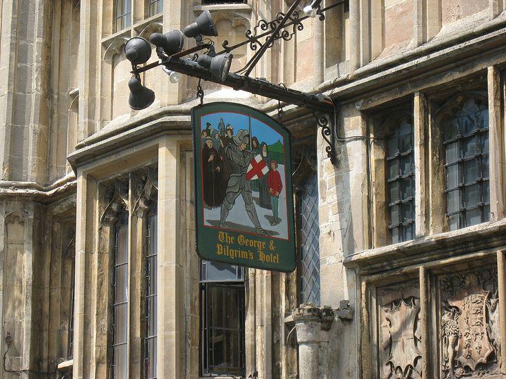 Glastonbury George & Pilgrims