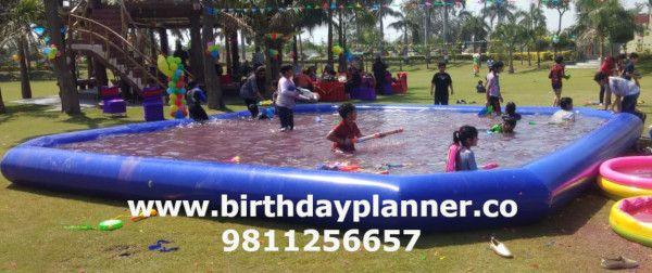 Water Pool On Rent Water Pool For Hire Water Pool Rental Pool Rent Inflatable Pool