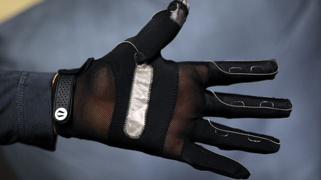 We spend some time with The Peregrine, the glove designed to give PC players  …