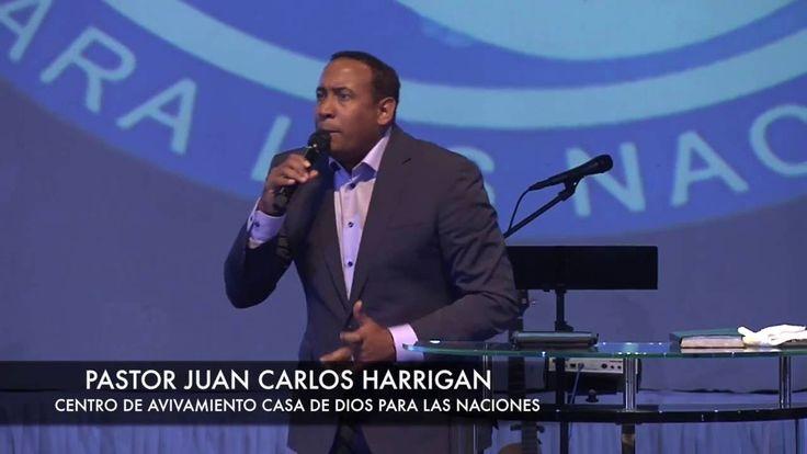 Pastor Juan Carlos Harrigan l LA MANIFESTACION DE DIOS #PARTE2