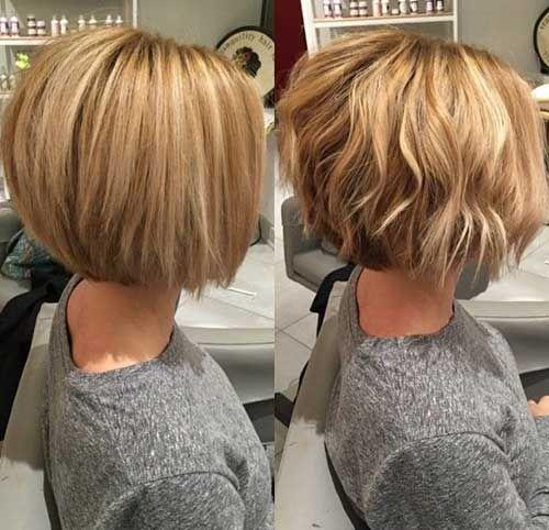 22. Short Summer Haircut 2016