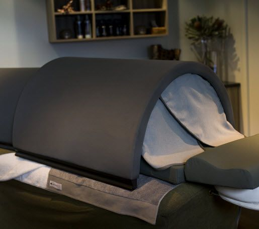 Solo System - Portable dome sauna for one » Sunlighten  #infraredsauna #homesauna #infrared #Sunlighten #homedesign #design #home #sauna #style #wellness #fit