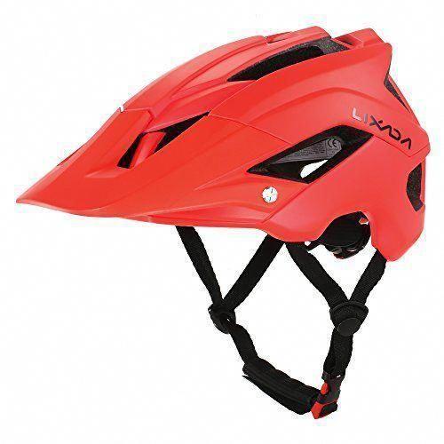 Lixada Mountain Bike Helmet Ultralight Adjustable Mtb Cycling Bicycle Helmet Men Women Sports Outdoor Safety Helmet W Mountain Bike Helmets Bike Helmet Bicycle