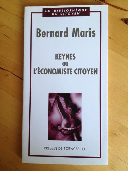 #économie #philosophie : Keynes Ou L économiste Citoyen de Bernard Maris. Jamais sans doute la prégnance de l'économie n'a été aussi forte dans la vie politique et sociale, et jamais la pensée de Keynes n'a autant été d'actualité et aussi mal comprise. Au-delà des trop connues politiques de relance macro-économiques et de lutte contre le chômage, le message de Keynes est une conception totalement originale des rapports de l'économie et de la société. Aux sources de l'analyse keynésienne se…