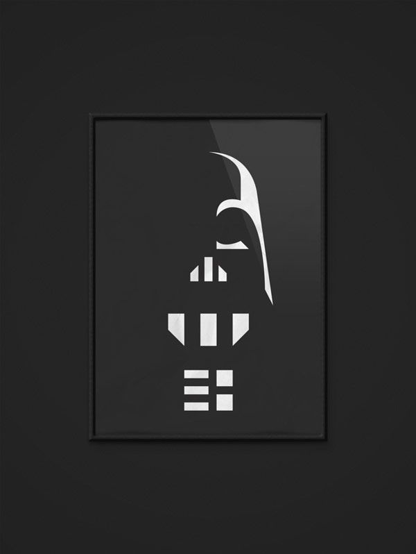 Darth Vader - Graphic Print