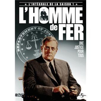 L'Homme de fer (Ironside) est une série télévisée américaine en 17 épisodes de 90 minutes et 182 épisodes de 50 minutes, créée par Collier Young et diffusée entre le 28 mars 1967 et le 16 janvier 1975 sur le réseau NBC.  En France, la série a été diffusée à partir du 24 novembre 1969 sur la première chaîne de l'ORTF et rediffusée sur TMC, Antenne 2 et M6