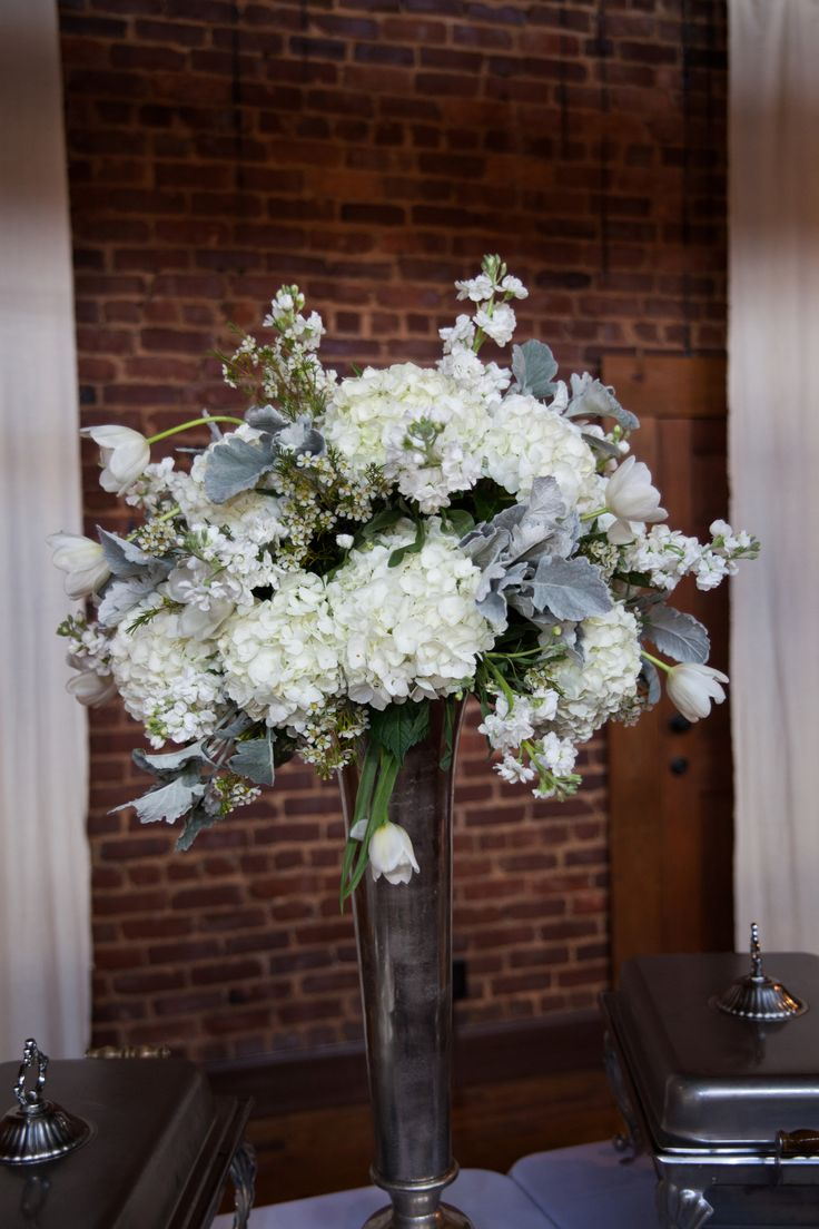 Best 25 trumpet vase centerpiece ideas on pinterest wedding tall silver trumpet vase centerpiece jldesignsweddings 2015 reviewsmspy