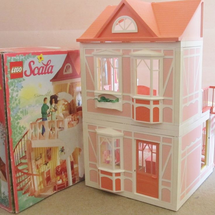 Lego #scala the big #family house 3290 (1997) boxed instructions rare #dolls hous,  View more on the LINK: http://www.zeppy.io/product/gb/2/252567250092/