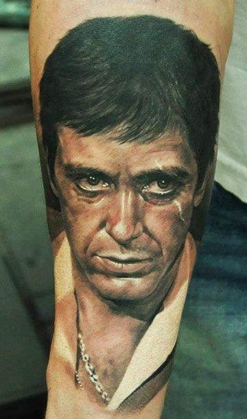 Tattoo Artist - Den Yakovlev   Tattoo No. 8348