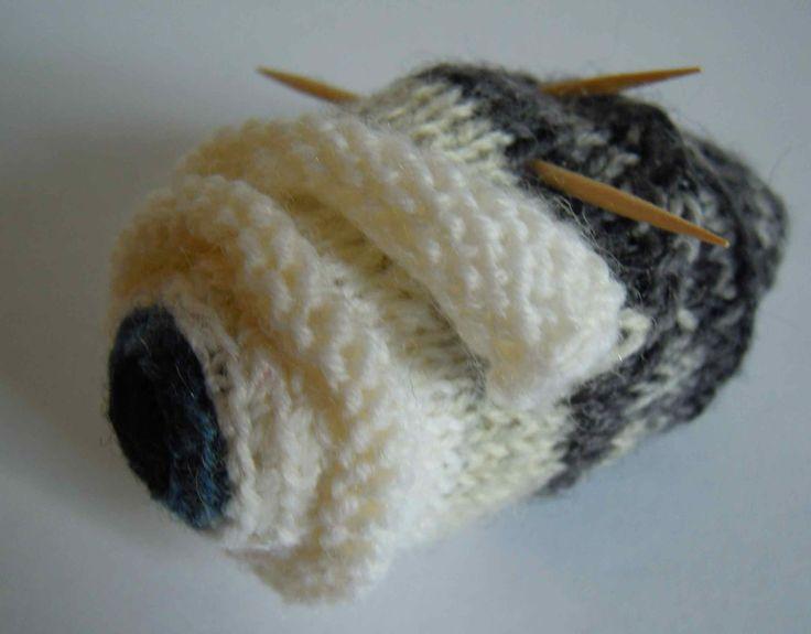 Wollfadengeschöpfe: Rollmops