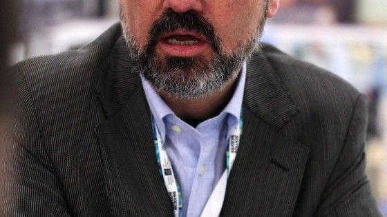 """Parla lo scrittore e giornalista messicano , uscito da poco in Italia con """"Chiamate da"""