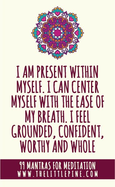 99 Mantra (Affirmation) Examples for a happier and more positive you!