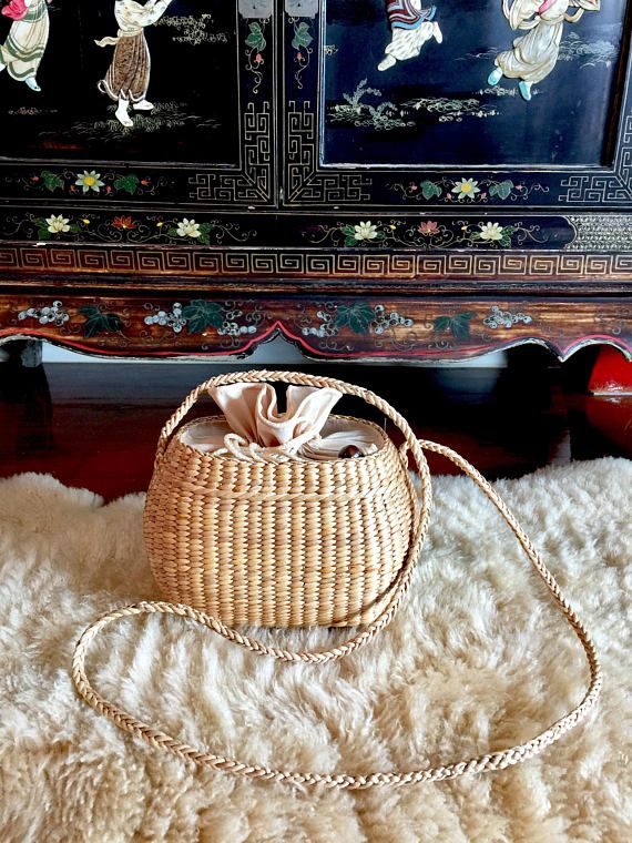 Handwoven Mini Straw Bag,Crossbody Straw Basket,Straw Picnic Tote,Small Straw Purse,Mini Straw Tote,Straw Handbag,Straw Bag Basket,Straw Bag