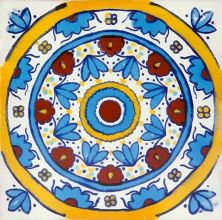 Rueda - Płytki ceramiczne 30 sztuk
