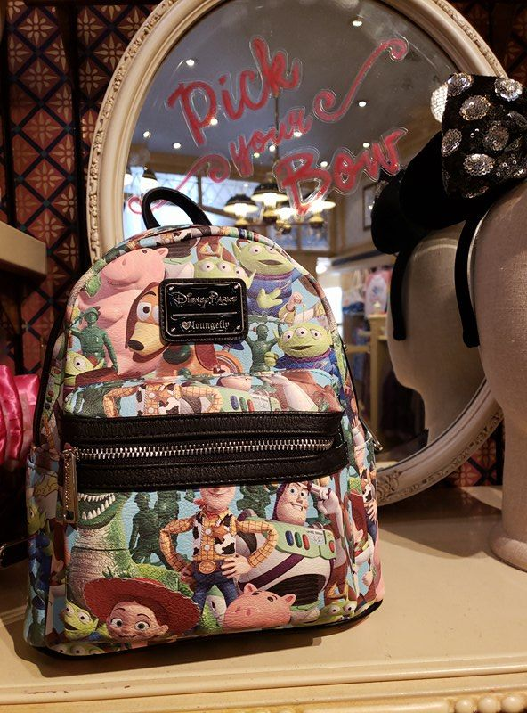 6766af89c1d Coordinate with Matching Disney Loungefly Backpacks and Wallets ...
