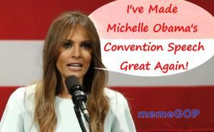Funniest Memes Mocking Melania Trump's Plagiarized GOP Convention Speech: Making Michelle Obama's Speech Great Again