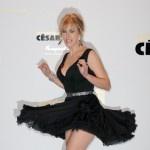 Karine Viard : une tenue osée aux César