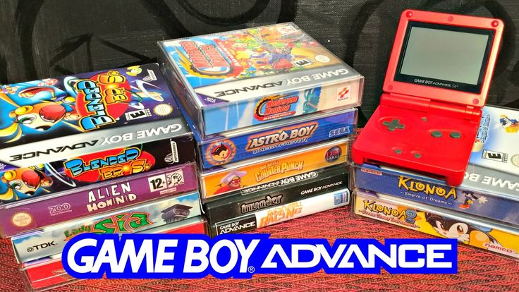 Nintendo GBA (Game Boy Advance) HIDDEN GEMS! - The Nintendo GBA is one kick-ass handheld console with lots of hidden gems on it! Reggie shows us some of his favorite Game Boy Advance games that not everybody knows about but everybody should be playing
