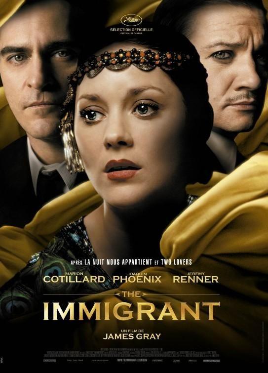 """""""Imigrantka"""" - 27 kwietnia 2014, godz. 18:00, Kino Moskwa Kielce; 27 kwietnia 2014, godz. 18:00, Kino Iluzjon Warszawa;"""