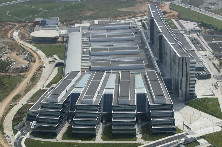 Neabranding realiza el Signage y el Wayfinding de los nuevos Hospitales de Asturias.