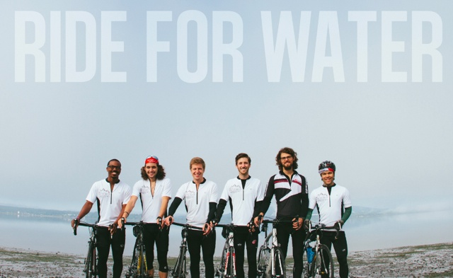 5 college students that are trying to help end the clean water crisis around the world.