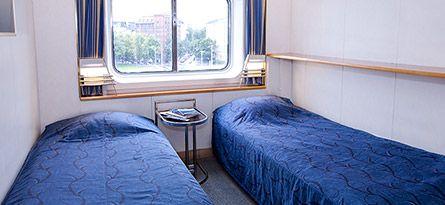Päivä Tukholmassa -risteily Helsingistä - Tallink & Silja Line