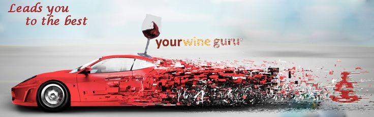 http://www.yourwineguru.it Il vino delle migliori cantine italiane direttamente a casa vostra? #yourwineguru ve lo porta....subito!
