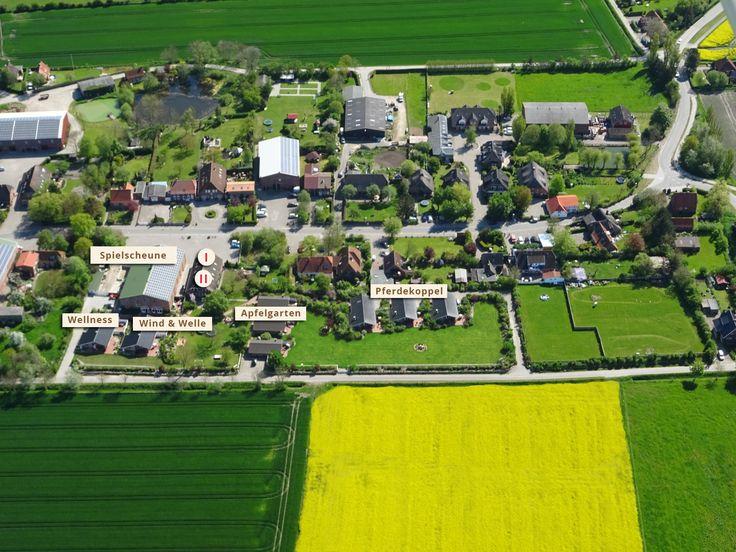 5 Sterne Ferienhausanlage vom Bauernhof Haltermann Fehmarn