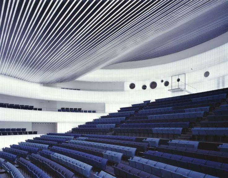 Badajoz Congress Center / Selgas Cano