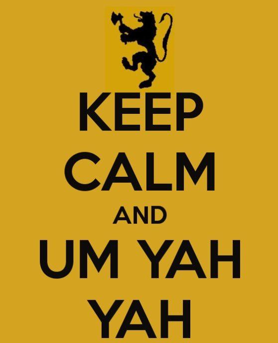 Um Yah Yah! St. Olaf College