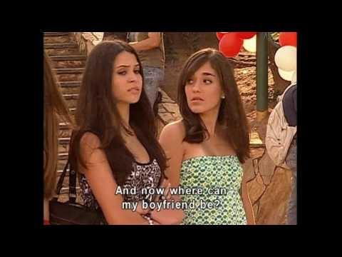 """Somos Tu y Yo (Eps 1) (parte 1) The series is on YouTube - A little like """"Save by the Bell"""" and """"Glee"""" put together AND some are with English Subtitles! Love it!"""