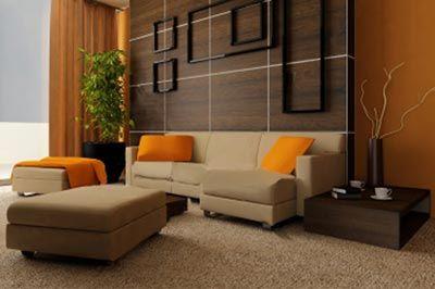 pareti soggiorno sui toni del giallo - Cerca con Google