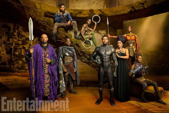 Gorgeous new images from Marvels Black Panther