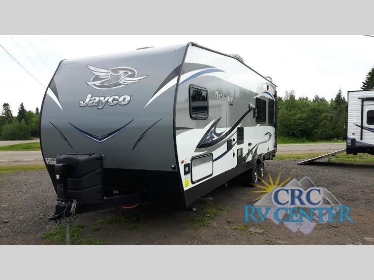 New 2017 Jayco Octane T26Y Toy Hauler Travel Trailer at CRC RV Super Centres | Salisbury, NB | #CRC12059