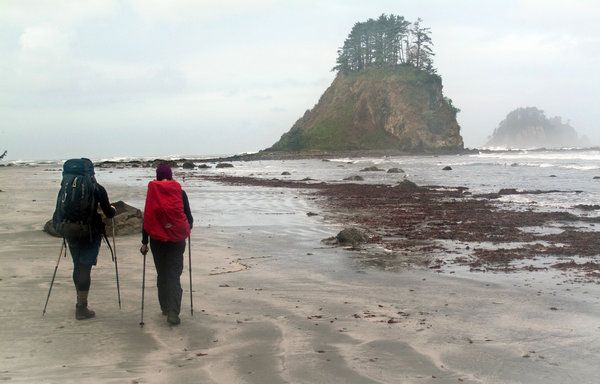 Hiking Washington State's Rocky Olympic Coast - NYTimes.com