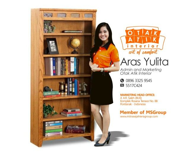 As icon on Otak Atik Branding // thx to Aras as models...