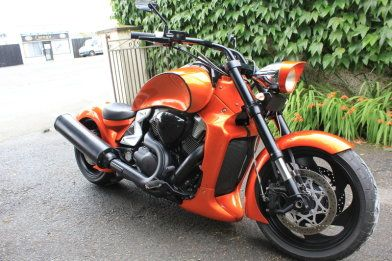 Custom suzuki VZR 1800 - Suzuki VZR 1.8 Fully Customised for sale !!!  Customised in professional ...