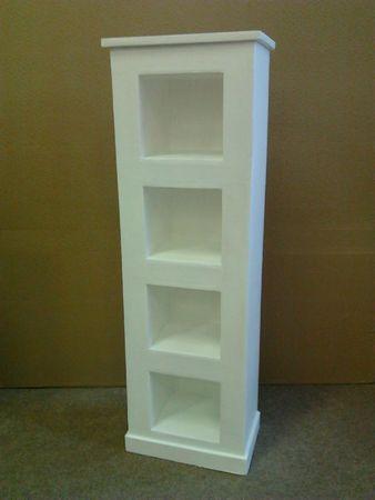 13 best meuble en carton images on pinterest diy - Meuble range cd design ...