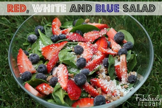 4th of july green salad recipes