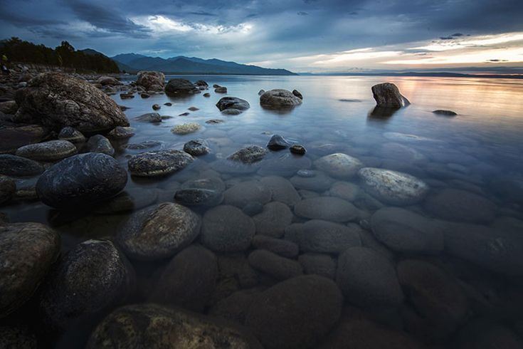 Russia beyond Sochi: 10 ways to explore the world's largest country. Seen above: Lake Baikal. #Travel #Russia