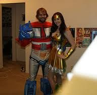 Angie Griffin and Chad Nikolaus