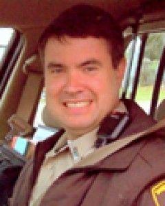 Deputy Sheriff Jeremy Victor Reynolds, Fayette County Sheriff's Department, Tennessee