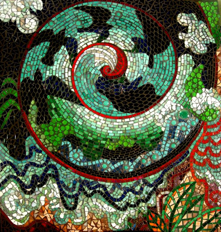 218 best mosaic arts tile images on pinterest for Mosaic art pictures