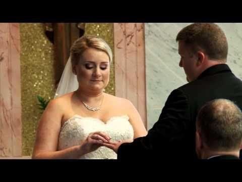 Nativity Catholic Church & Westfields Marriott  | Wedding Highlight Video