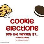 For success choose the best! Cookie, that is! Introduce your young students to the voting process by conducting a fun classroom election. The Cooki...